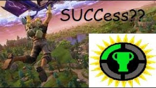 FORTNITE SUCCESS? HOW DO YOU GET A GAME SO SUCCESFUL
