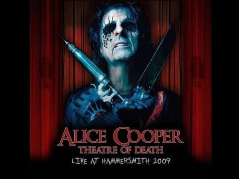 Alice Cooper Theatre of Death