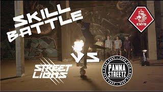 STREET LIONS VS. PANNA STREETZ - SKILL BATTLE (ON FIRE!!)