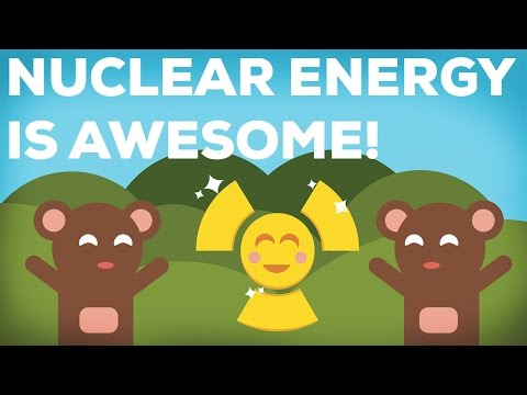 Thumbnail: 3 Reasons Why Nuclear Energy Is Awesome! 3/3