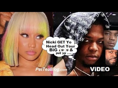Don Q Checks Nicki Minaj for NOT Knowing Who He is!!! 😮 (VIDEO)