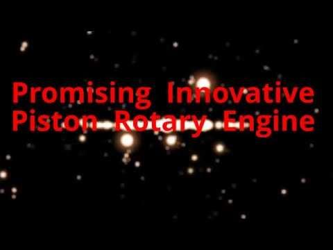Promising  Innovative   Piston  Rotary  Engine