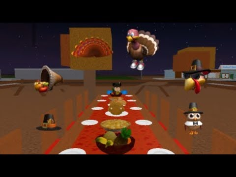 How to get all the Bloxgiving 2017 Event Prizes | Roblox Event