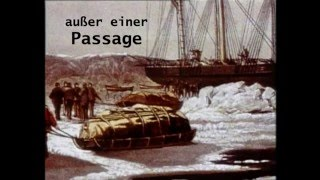 Nordwestpassage (9) das Schicksal der Franklin-Expedition