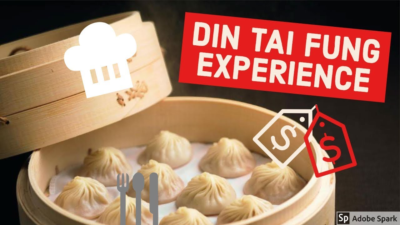 [vlog] Din Tai Feng Experience - Best Soup Dumpling in San Diego (鼎泰豐) - YouTube