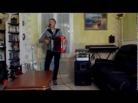 Létoile des troubadours: valse chantée et jouée par jean claude à laccordéon