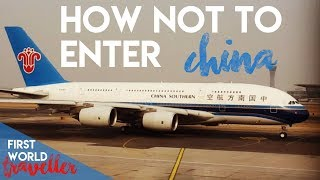 CHINA FREE 144HR TRANSIT VISA FOR BEIJING (2018 EDITION) | THAILAND TO MEXICO TRAVEL VLOG