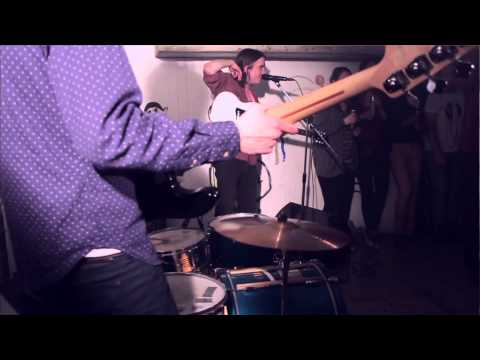 Mozes and the Firstborn - Time's A Headache (Live at Biscuit Studios)