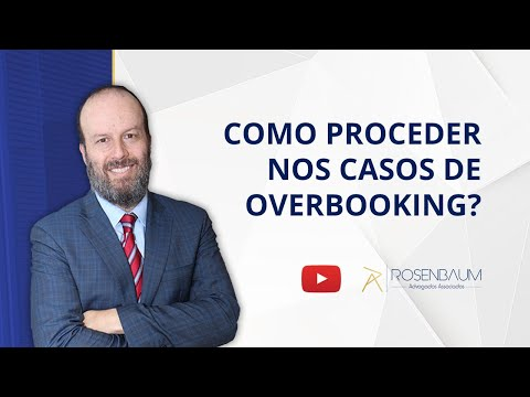 Como proceder nos casos de overbooking