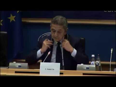Audiencia Fabio Panetta