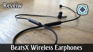 Beats X Wireless Earphones Review