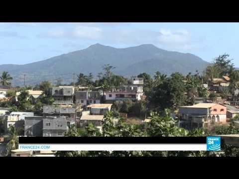 À Mayotte, département français depuis quatre ans
