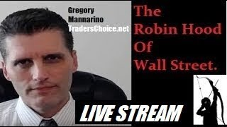 11/14/18. LIVE STREAM! Post Market Wrap Up With Gregory Mannarino