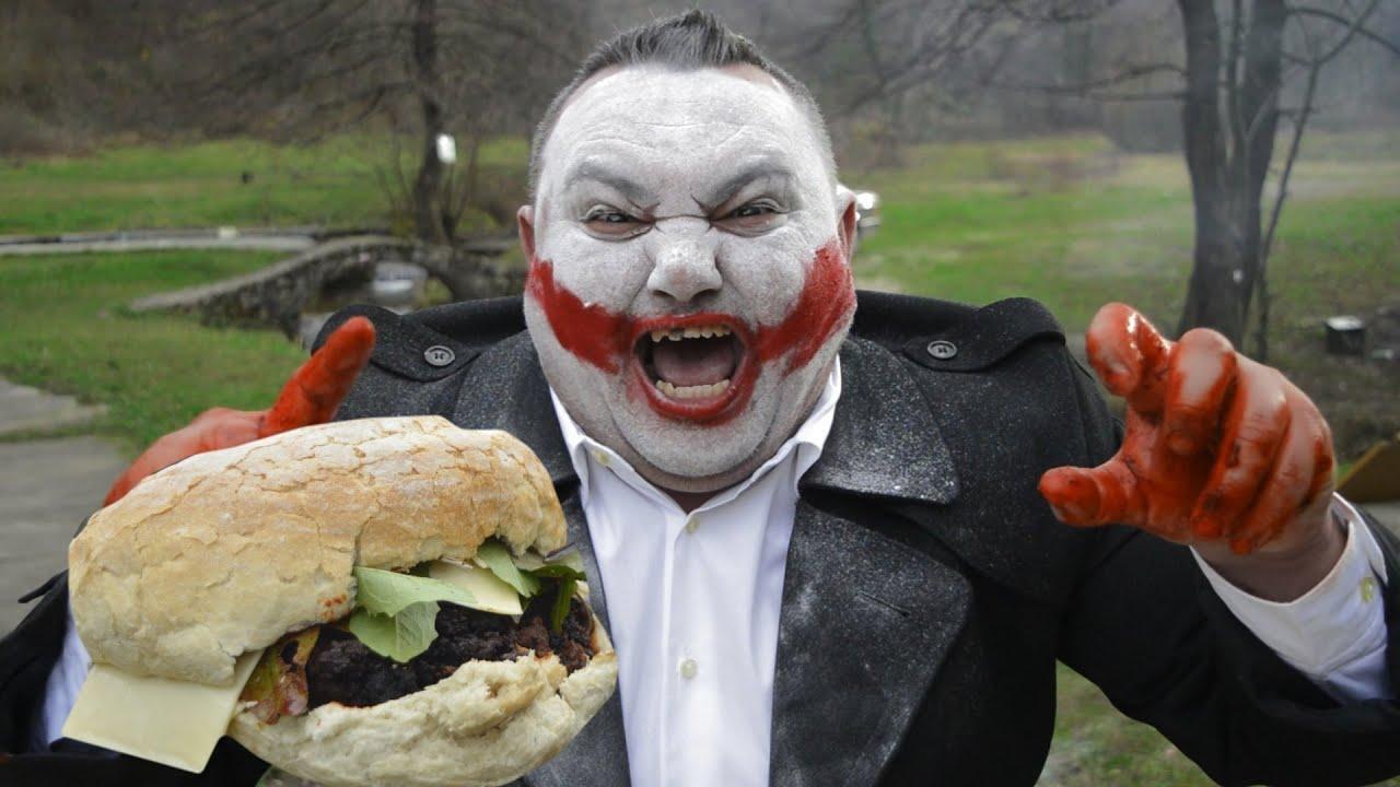 Download Joker Kitchen - Crazy Hamburger