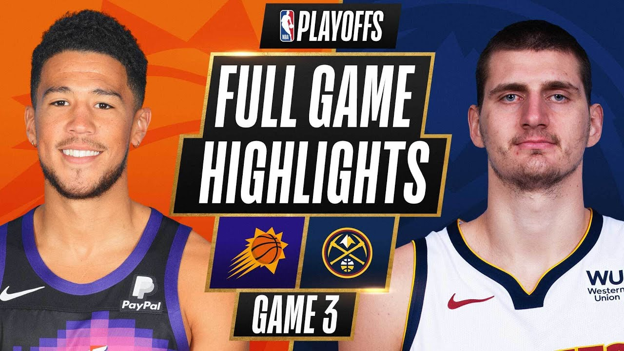 #2 SUNS at #3 NUGGETS | FULL GAME HIGHLIGHTS | June 11, 2021