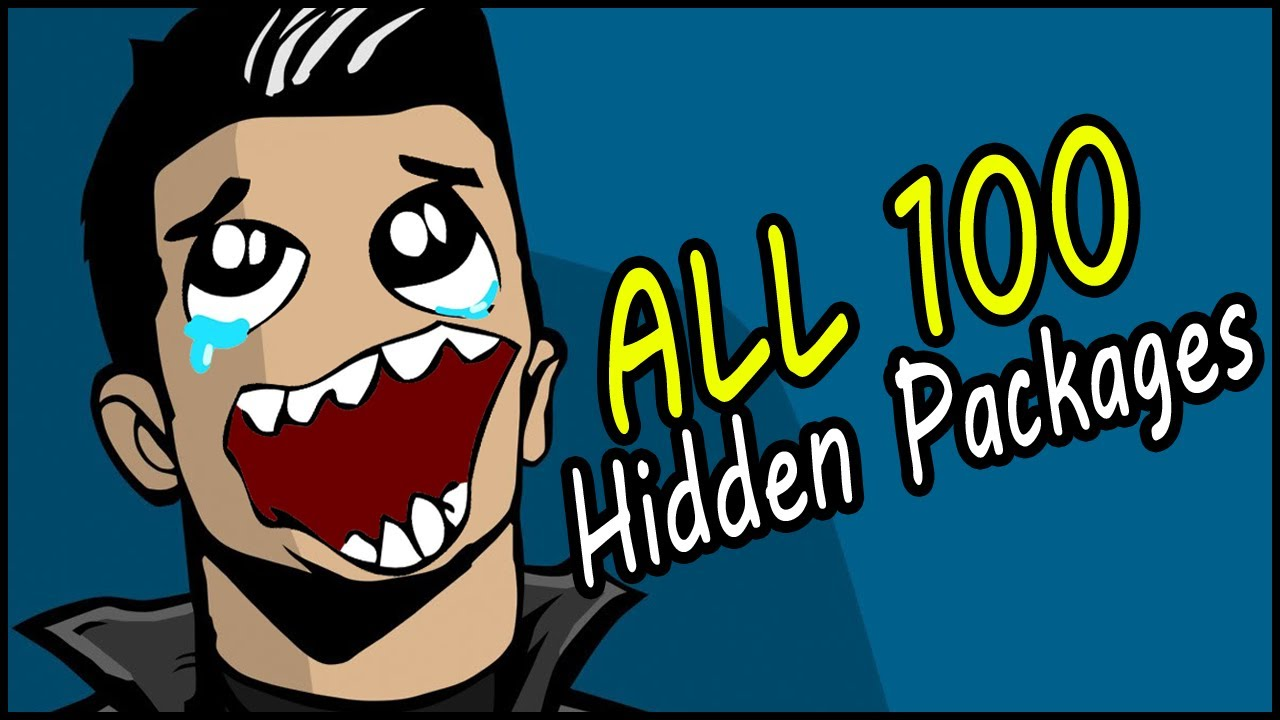 Grand Theft Auto III  ALL 100 Hidden Packages GTA III  YouTube