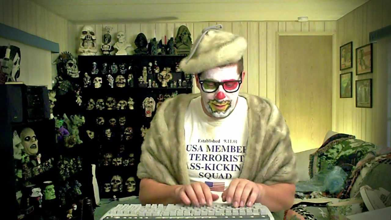 clown internet dating
