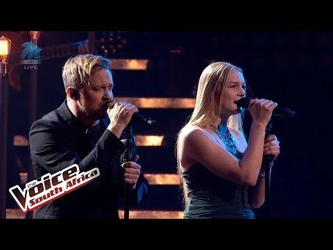 Tasché Burger & Francois Van Coke – 'Toe Vind Ek Jou' | Live Shows | The Voice SA | M-Net