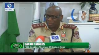 FRSC Steps Down Ban Directive On Truck Drivers