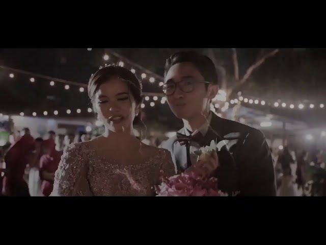 CLIP VIDEO OUTDOOR WEDDING JAKARTA I JOVI & FEBRIA