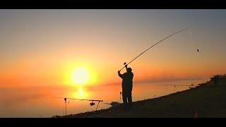 Первая карповая рыбалка в этом сезоне