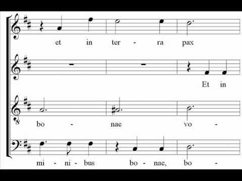 Vivaldi - Gloria - 2 - Et in terra pax - The 16