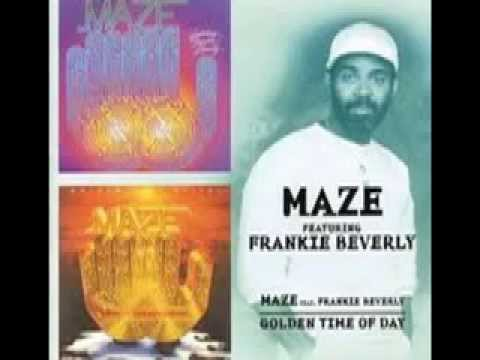 Maze and Frankie Beverly - Time is on my side
