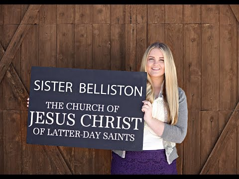 Elizabeth Belliston Everett Washington Mission