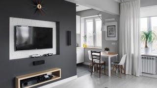 Две квартиры в Москве  Серый цвет впечатляет(, 2014-08-05T06:20:50.000Z)