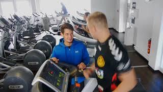 Die duale Ausbildung zum Sport  und Fitnesskaufmann frau 2017 2