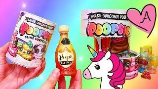 Juguete de unicornio para hacer slime NUEVO!! | Muñecas y juguetes con Andre para niñas y niños