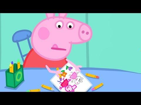 Peppa Pig English Episodes | Peppa Pig At Playground | Peppa Pig Official