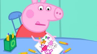 Peppa Pig English Episodes | Peppa Pig At Playground | Peppa Pig Official
