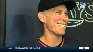 Tigers Pregame 7.27.15: Alan Trammell