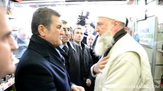 Bir vatandaşın, Mustafa Sarıgül'e, Tayyip Erdoğan isyanı (Gaziosmanpaşa)