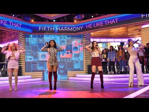 Fifth Harmony - He Like That (Live Studio Version)