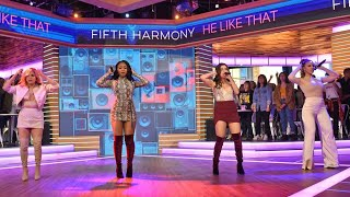 Gambar cover Fifth Harmony - He Like That (Live Studio Version)
