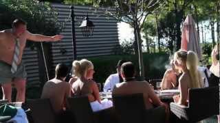 Как снимали клип на песню группы ВИАГРА в Турции