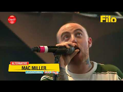 Mac Miller @ Lollapalooza Argentina 2018