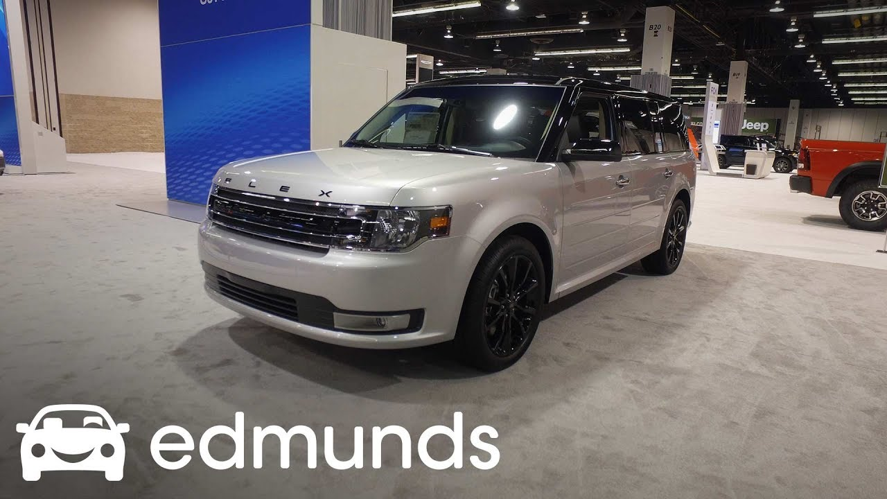 Ford Flex Features Rundown Edmunds