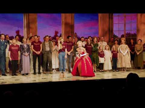 Welcoming the National U.S. Tour Cast of ANASTASIA   ANASTASIA The Musical