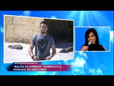 Gabriel Miranda emociona Gretchen ao relembrar infância no Pernambuco