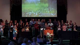 I Am Redeemed - Woodin Valley Choir Ft. Rachel Boyer