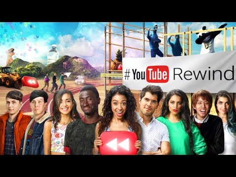 "#YouTubeRewind ""Rewind YouTube"" 2012 - 2016 ( The Ultimate 2016 Challenge )"