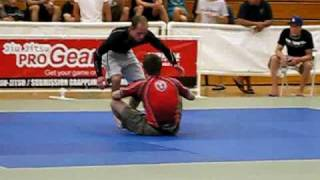ryan hall vs. some dude at adcc west coast trials