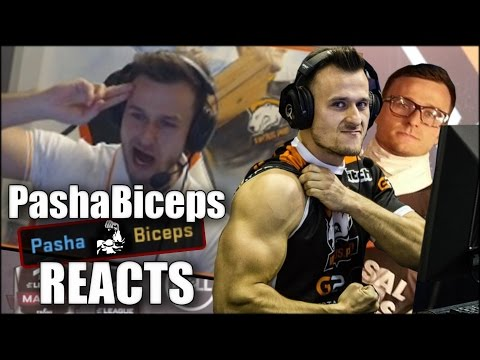 PashaBiceps Reacts To: PashaBiceps After Dreaming About Lamborghini (CS:GO)