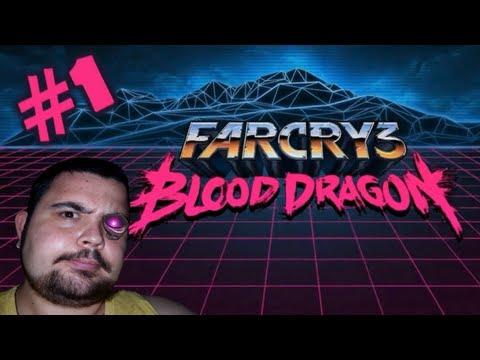 """Nuova Serie - Far Cry 3 - Blood Dragon 1° : Il Delirio Futuristico è arrivato . """" HD 720P """""""