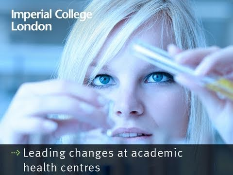 Leading Changes at Academic Health Centres