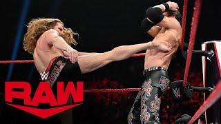 Riddle vs. John Morrison: Raw, July 26, 2021