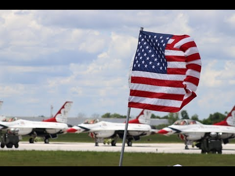 VECTREN DAYTON AIR SHOW | 2017